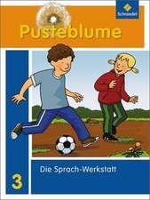 Pusteblume 3. Sprach - Werkstatt