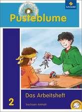 Pusteblume. Das Sachbuch 2. Arbeitsheft mit CD-ROM. Sachsen-Anhalt