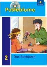 Pusteblume. Das Sachbuch 2. Schülerband. Niedersachsen