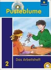 Pusteblume. Das Sachbuch 2. Arbeitsheft mit CD-ROM. Niedersachsen