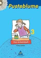 Pusteblume. Das Sachbuch 3. Arbeitsheft. Sachsen-Anhalt