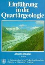 Einführung in die Quartärgeologie