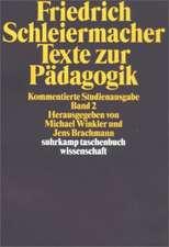 Texte zur Pädagogik 2