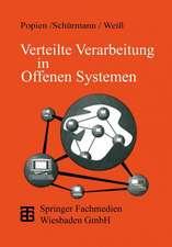 Verteilte Verarbeitung in Offenen Systemen: Das ODP-Referenzmodell