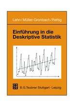 Einführung in die Deskriptive Statistik