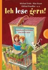 Ich lese gern! Kunterbunte Geschichten zum ersten Lesen