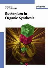 Ruthenium in Organic Synthesis