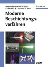Moderne Beschichtungsverfahren