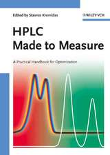 HPLC Made to Measure: A Practical Handbook for Optimization