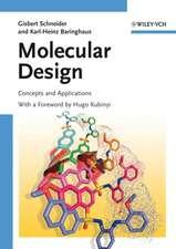 Molecular Design: Concepts and Applications