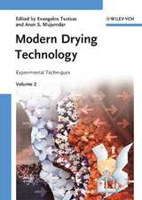 Modern Drying Technology, Volume 2: Experimental Techniques
