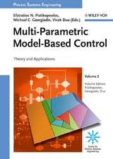 Multi–Parametric Model–Based Control: Theory and Applications