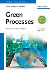 Green Processes: Green Synthesis