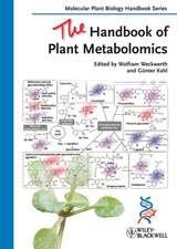 The Handbook of Plant Metabolomics