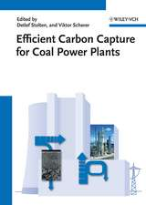 Efficient Carbon Capture for Coal Power Plants