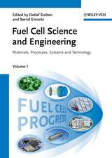 Fuel Cell Science and Engineering: Materials, Processes, Systems and Technology 2 Volume Set