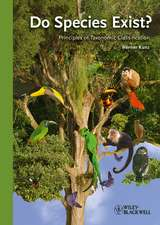 Do Species Exist?: Principles of Taxonomic Classification