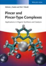 Pincer and Pincer–Type Complexes: Applications in Organic Synthesis and Catalysis