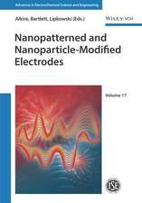 Nanopatterned and Nanoparticle–Modified Electrodes