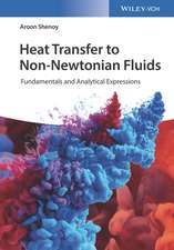 Heat Transfer to Non–Newtonian Fluids: Fundamentals and Analytical Expressions