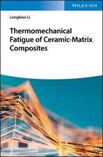 Thermomechanical Fatigue of Ceramic–Matrix Composites