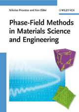 Phase–Field Methods in Materials Science and Engineering