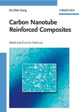 Carbon Nanotube Reinforced Composites: Metal and Ceramic Matrices