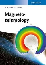 Magnetoseismology: Ground–based Remote Sensing of Earth′s Magnetosphere