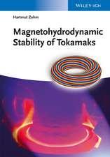 Magnetohydrodynamic Stability of Tokamaks