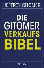 Die Gitomer–Verkaufsbibel