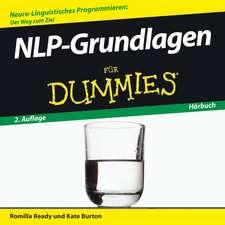 NLP–Grundlagen für Dummies Hörbuch