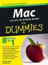 Mac für Dummies - Alles-in-einem-Band