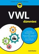VWL für Dummies