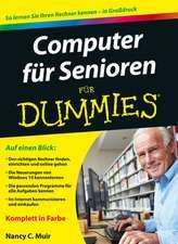Computer fur Senioren fur Dummies