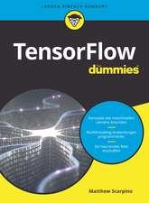 TensorFlow fur Dummies
