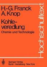 Kohleveredlung: Chemie und Technologie