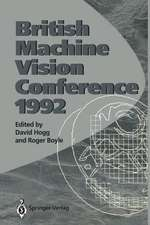 BMVC92: Proceedings of the British Machine Vision Conference, organised by the British Machine Vision Association 22–24 September 1992 Leeds