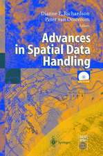 Advances in Spatial Data Handling: 10th International Symposium on Spatial Data Handling
