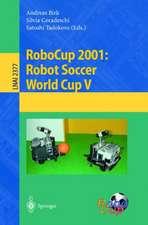 RoboCup 2001: Robot Soccer World Cup V