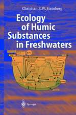 Ecology of Humic Substances in Freshwaters: Determinants from Geochemistry to Ecological Niches