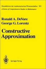 Constructive Approximation