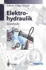 Elektrohydraulik: Grundstufe