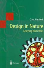 Design in Nature: Learning from Trees