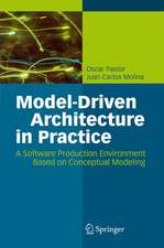 Model-Driven Architecture in Practice: A Software Production Environment Based on Conceptual Modeling
