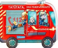 Mein kleiner Fahrzeugspaß: Tatütata, das Feuerwehrauto - ab 18 Monaten