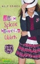 Gallagher Girls 03: Auch Spione brauchen Glück