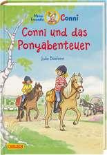 27. Conni und das Ponyabenteuer