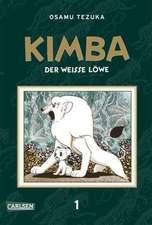 Kimba, der weiße Löwe 1