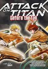 Attack on Titan - Before the Fall 9