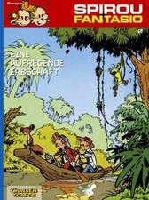 Spirou und Fantasio 02. Eine aufregende Erbschaft